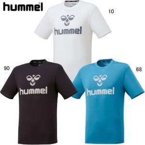 Tシャツ hummel ヒュンメル  ●サッカー プラシャツ(HAP4131)|pitsports