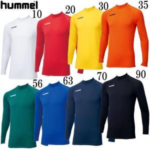 あったかインナーシャツ hummel ヒュンメル アンダーシャツ18AW(HAP5147)
