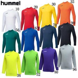 あったかインナーシャツ hummel ヒュンメルアンダー(インナー)シャツ19FW (HAP5148...