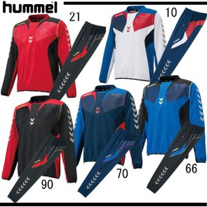 ハイブリッドピステスーツ・パンツ 【hummel】ヒュンメル サッカーウエア 上下セット(HAW4165SP) pitsports