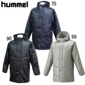 中綿ハーフコート  hummel ヒュンメル ● ウェア コート  18FW (HAW8080) pitsports