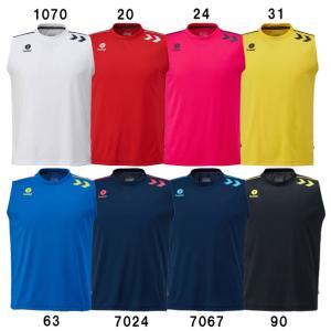 ワンポイントノースリーブシャツ【hummel】ヒュンメルTシャツ(HAY2102)