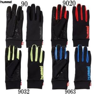 フィールドグローブ hummel ヒュンメル ●アクセサリー大人・JR手袋(HFA3041 HJA3041)