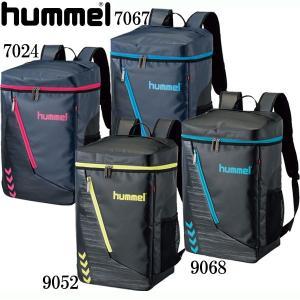 ターポリンバックパック【hummel】ヒュンメル バックパック 17AW(HFB6078) pitsports