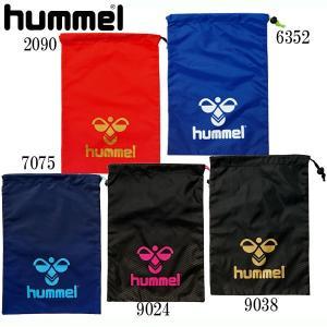 シューズバッグ hummel ヒュンメルシューズケース 18SS(HFB7066-2090/6352/7075/9024/9038)