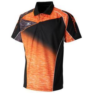 ドライサイエンス/ゲームシャツ(ラケットスポーツ) 【MIZUNO】ミズノ テニス ウエア ゲームウエア (62JA7011)
