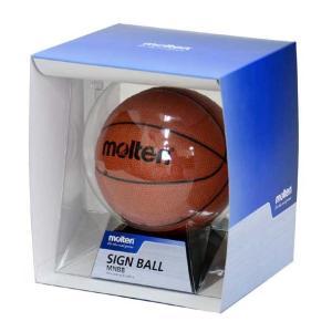 記念品用 バスケットボールサインボール mol...の詳細画像1