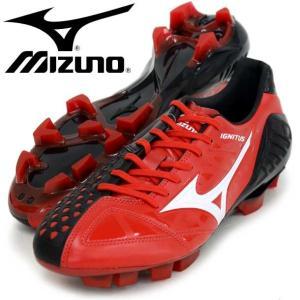 ウェーブイグニタス 4 MD  MIZUNO ミズノ   サッカースパイク (P1GA163101)|pitsports