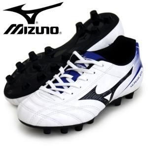 モナルシーダ 2 FS Jr MD MIZUNO ミズノ ジュニア サッカースパイク ワイドタイプ18SS(P1GB182309)|pitsports