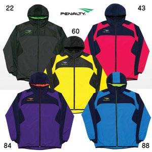 フライウーブンアノラックジャケット penalty ペナルティー   ウェア 17fw 29au30fe(po7457)|pitsports