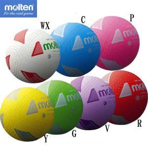 ソフトバレーボール molten モルテン ソフトバレー17SS(S3Y1200)