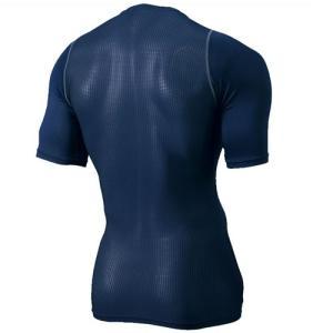 SCβやわらか ローネック半袖 フィットアンダーシャツ  SSK エスエスケイ 野球 アンダーシャツ 19SS (SCB019LH)|pitsports|03