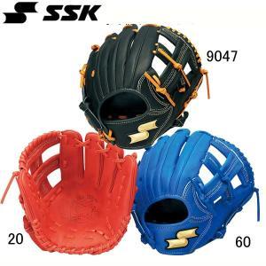 少年軟式スーパーソフトオールラウンド用  SSK エスエスケイ ●少年軟式野球グラブ17FW(SSJ751F)