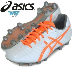 DS ライト 3-wide  asics アシックス サッカースパイク18SS (TSI751-0030)|pitsports
