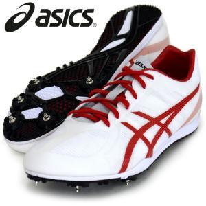 HEAT CHASER 【asics】 アシックス ● 陸上スパイク オールウェザー 土トラック兼用(TTP514-0123)|pitsports