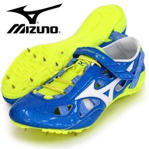 クロノインクス 9 【MIZUNO】 ミズノ 陸上スパイク 短距離 ハードル用 (U1GA160125)|pitsports
