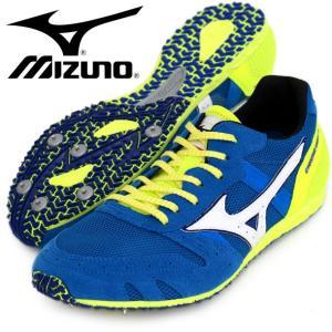 クロノディスト 7 【MIZUNO】 ミズノ 陸上スパイク 800〜10000m用(U1GA160325)|pitsports