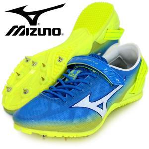 ジオ スプリント 2 【MIZUNO】 ミズノ 陸上スパイク 100〜400m ハードル用 (U1GA161025)|pitsports