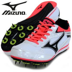 ブレイブウィング 3 【MIZUNO】 ミズノ 陸上スパイク トラック種目全般 走幅跳用 (U1GA163060)|pitsports