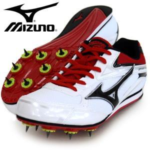 ブレイブウィング 3 WIDE 【MIZUNO】 ミズノ 陸上スパイク トラック種目全般 走幅跳用 (U1GA163162)|pitsports