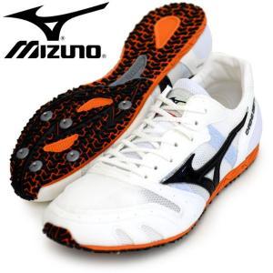 クロノディスト 7【MIZUNO】 ミズノ 陸上スパイク 5000・10000m 長距離専用17SS(U1GA170309)|pitsports