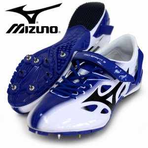 ジオスプリント 3 【MIZUNO】 ミズノ 陸上スパイク 100・400mハードル用 短距離専用 17SS (U1GA171009)|pitsports