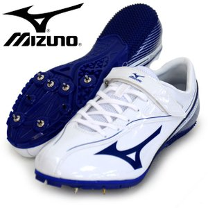 ジオサイクロン ワイド【MIZUNO】 ミズノ 陸上スパイク 100〜400m ハードル用17SS(U1GA171625)|pitsports