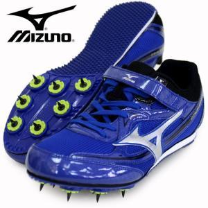 シティウスウィング 2 WIDE【MIZUNO】ミズノ 陸上スパイク トラック全般 17SS(U1GA172509)|pitsports