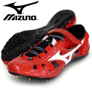 クロノインクス 9【MIZUNO】ミズノ 陸上スパイク  短距離 ハードル用 18SS(U1GA180101)|pitsports