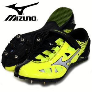 ジオスプリント4(陸上競技)[ユニセックス]【MIZUNO】ミズノ 陸上スパイク  短距離 ハードル用 18SS(U1GA181009)|pitsports