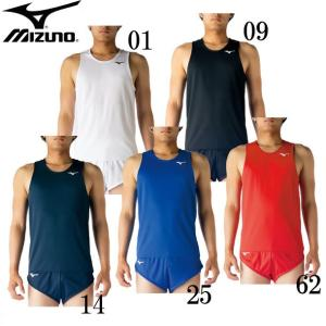 レーシングシャツ(陸上競技) MIZUNO ミズノ 陸上ウェア ランシャツ17SS(U2MA7051) pitsports