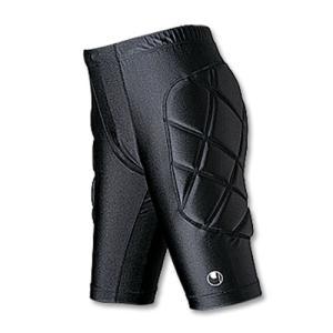 大腿部側面にパッドを装着した吸汗速乾インナースパッツ  ■素材: ナイロン・ポリウレタン ■パッド部...