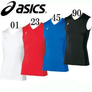 ノースリーブシャツ  asics アシックス サッカー インナーシャツ(XA3808)|pitsports