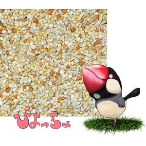 カエデ鳥・文鳥秋用ブレンド 5kgx2 piyocyu-ash