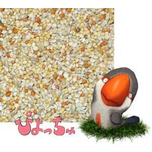 カエデ鳥・文鳥春用ブレンド 5kgx4|piyocyu-ash