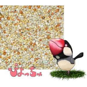 カエデ鳥・文鳥秋用ブレンド 20kg 紙袋入 piyocyu-ash