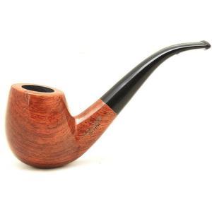 喫煙パイプ 木製 タバコ 喫煙具 タバコパイプ 深い木目 手彫り シンプル 定番 喫煙パイプ
