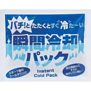 NEW 瞬間冷却パック 冷たい 100個以上で御注文をお願いします 熱中症対策グッズ 現場 建設業 瞬冷アイスパック