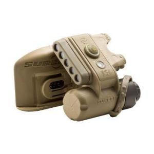 SUREFIRE ヘルメットライト イエロー/IR|pkwave