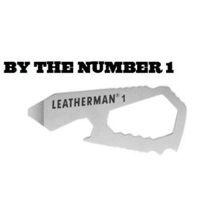 LEATHERMAN(レザーマン)BY THE NUMBER 1|pkwave