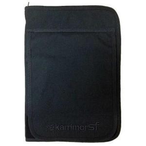 karrimorSF(カリマーSF)A4 Notebook case (ノートブックケース) ブラック|pkwave