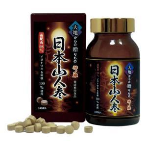 日本山人参(イヌトウキ) 5年根錠剤 240粒 placenta-market