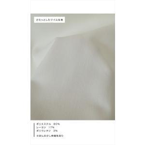 ブラウス レディース 半袖 ドルマン ツイル素材 メール便 送料無料|plaisir-shop|03