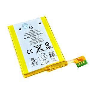 iPod touch 第5世代 交換用内蔵バッテリーです。バッテリーがすぐ切れる、突然電源が落ちる、...