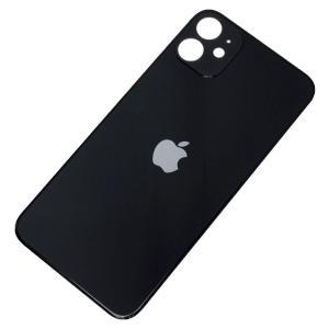 iPhone11 バックパネル カメラレンズなしタイプ 修理交換用互換背面ガラスパネル A2111 ...