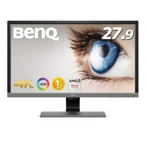 BenQ ゲーミングモニター ディスプレイ EL2870U 27.9インチ/4K/HDR/TN/1m...
