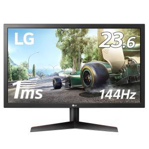 LG ゲーミング モニター ディスプレイ 24GL600F-B 23.6インチ/1ms/144Hz/...