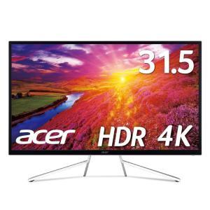 Acer モニター ディスプレイ ET322QKwmiipx 31.5インチ VA 4K Displ...