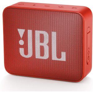 JBL GO2 Bluetoothスピーカー IPX7防水 ポータブル パッシブラジエーター搭載 オ...