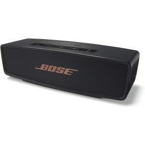 Bose SoundLink Mini II ブラック 銅 ワイヤレス ペアリング 内蔵スピーカー ...